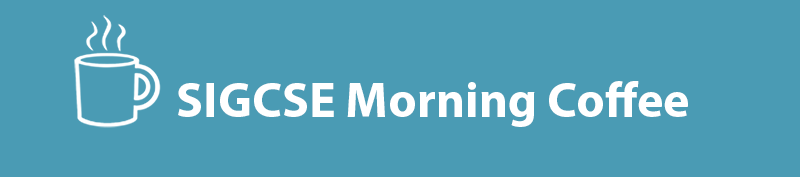 SIGCSE Morning Coffee Logo